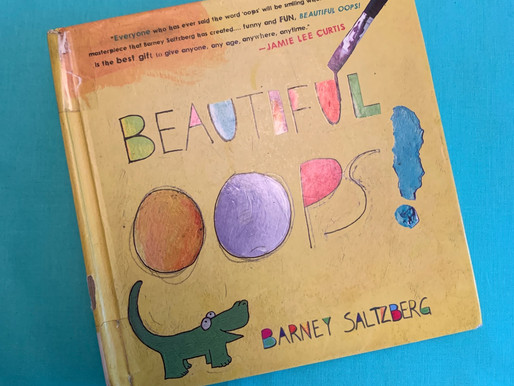 Book Review- A book to help children who worry about making mistakes