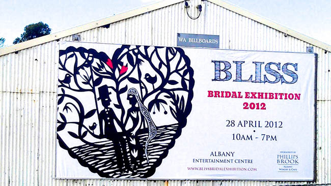 Bliss Bridal Exhibition logo