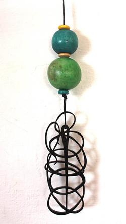 Needle and Thread pendant