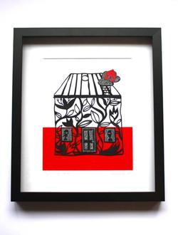 Shelter Me (framed)
