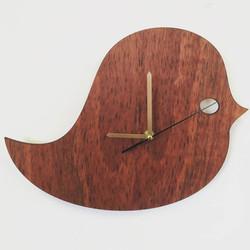 Jarrah Bird Clock