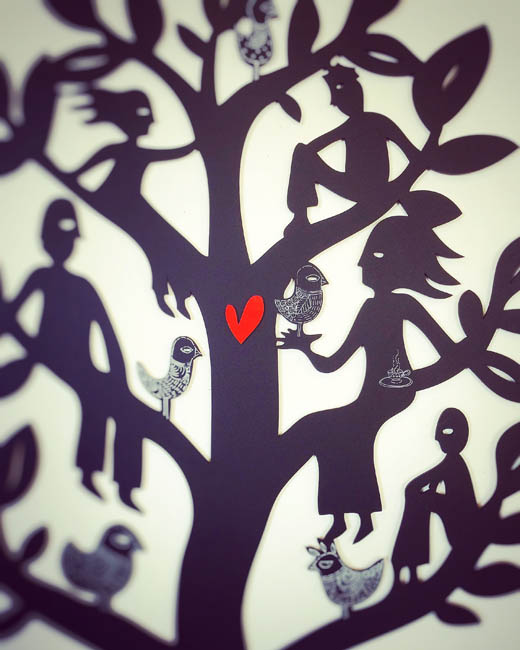 Family Tree- detail