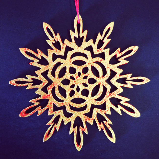 Mandala decoration (1)