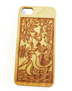 Pecking Order Phone Cover