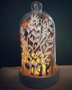 Papercut Dome Light