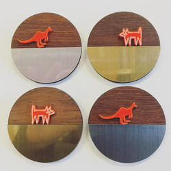 Animal Brooches (1)