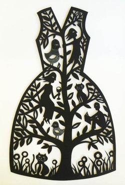 Dress Family Tree Commission