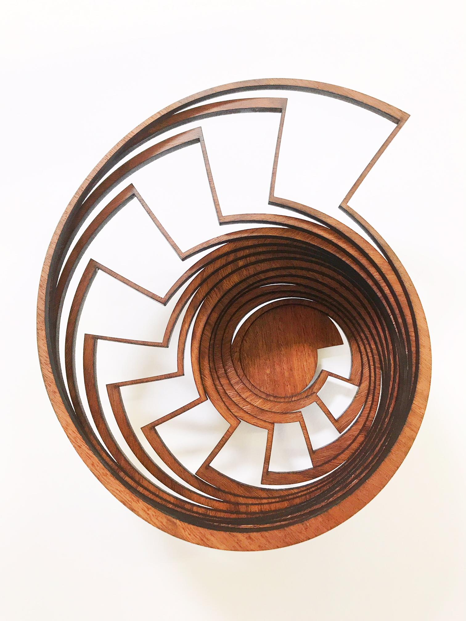 Nautilus bowl 2 jarrah