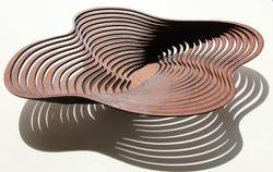 Amoeba bowl (jarrah)