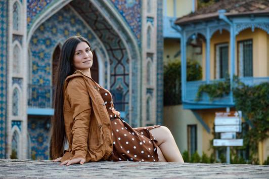 Photoshoot & cultural tour Tbilisi, Geor
