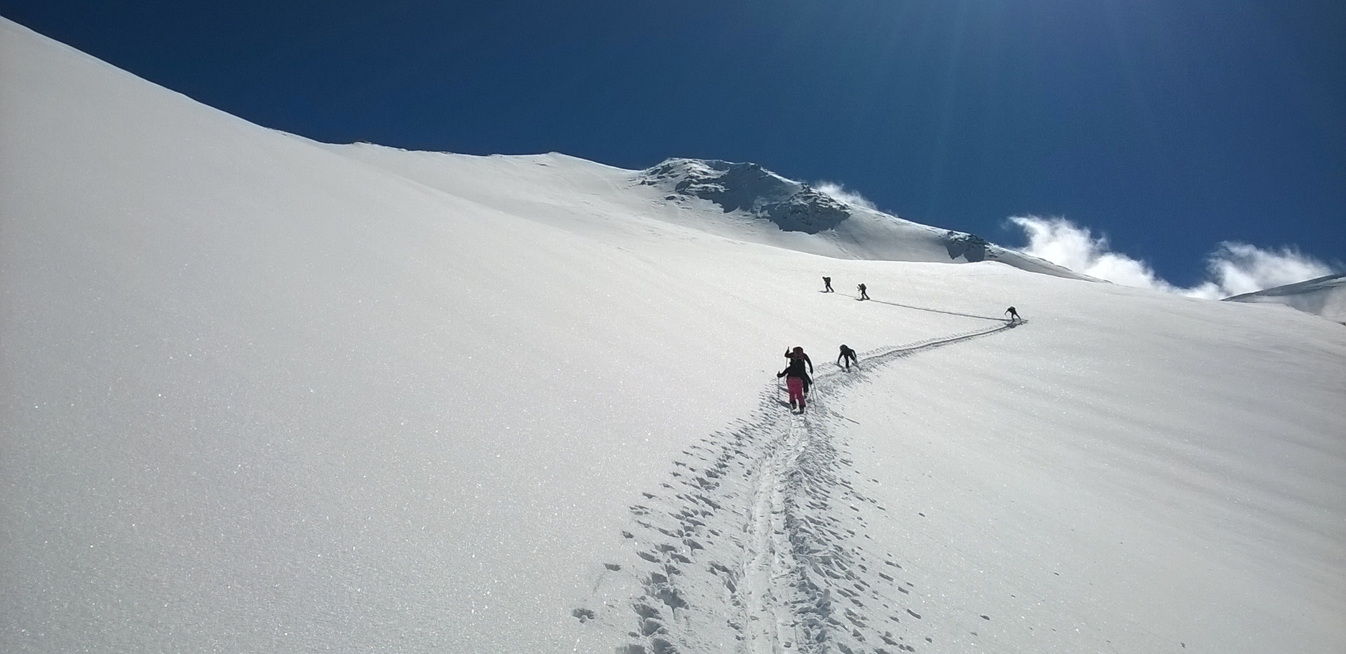Ski touring Cappadocia Camp Caucasus (39