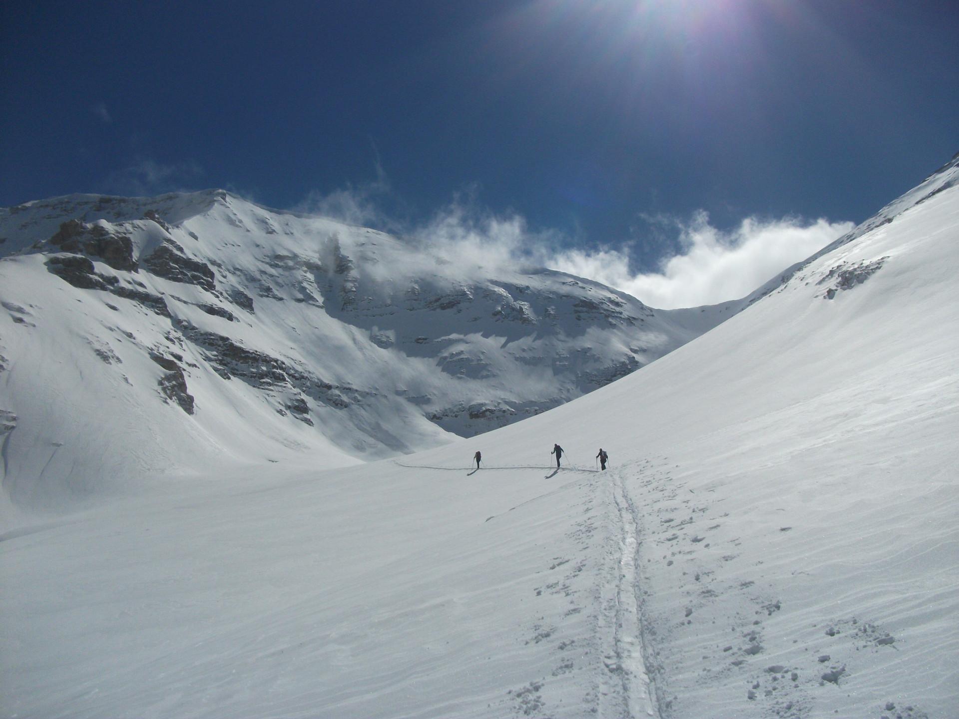 Ski touring Cappadocia Camp Caucasus (6)