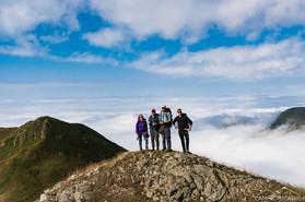 Hiking tour Lagodekhi national park Geor