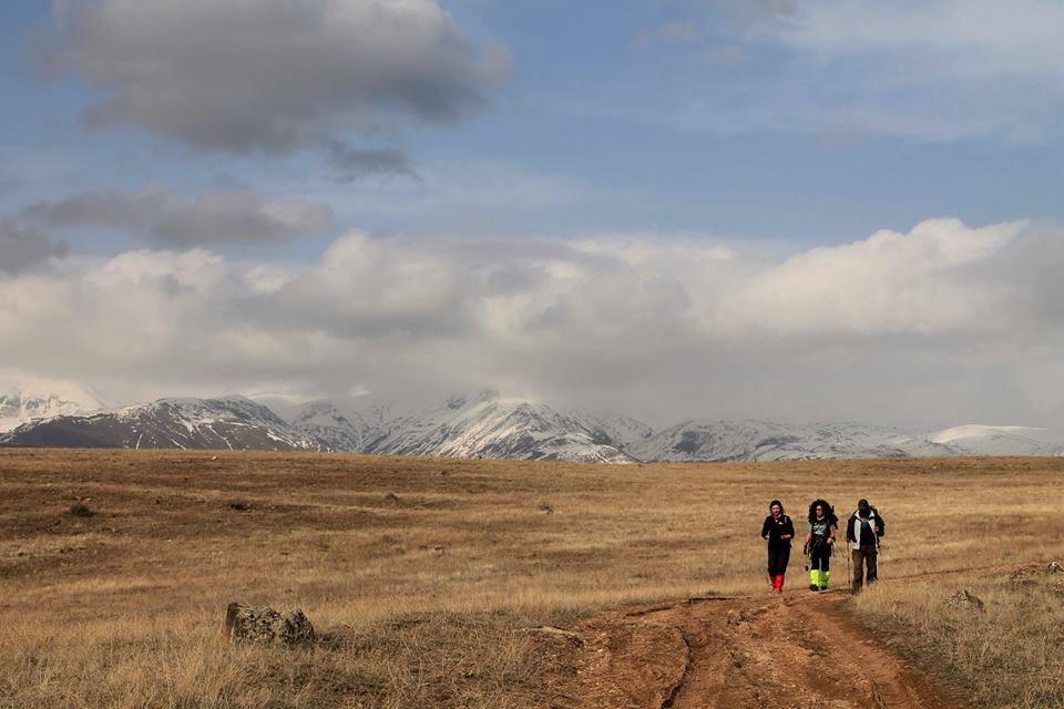 Vayots Dzor Armenia hiking trekking Camp