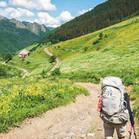 svaneti georgia self guided walking camp