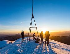 borjomi hiking tour snowshoe trail georg