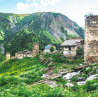 mestia ushguli trail self guided tour sv