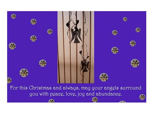 "Christmas Card ""Angels"""