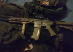 Airsoft Impressions #3 - TM HK416 Recoil Shock