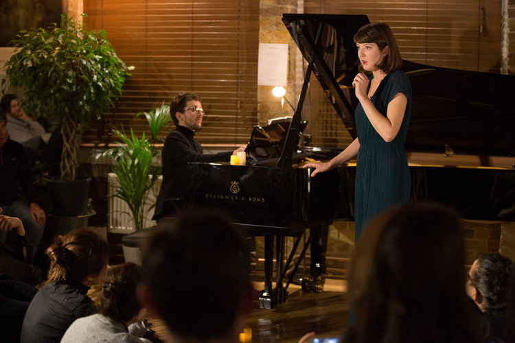 Recital Debut Treehouse with Rose Stachniewska