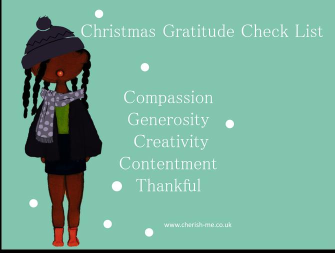 Giving a gift of gratitude this season