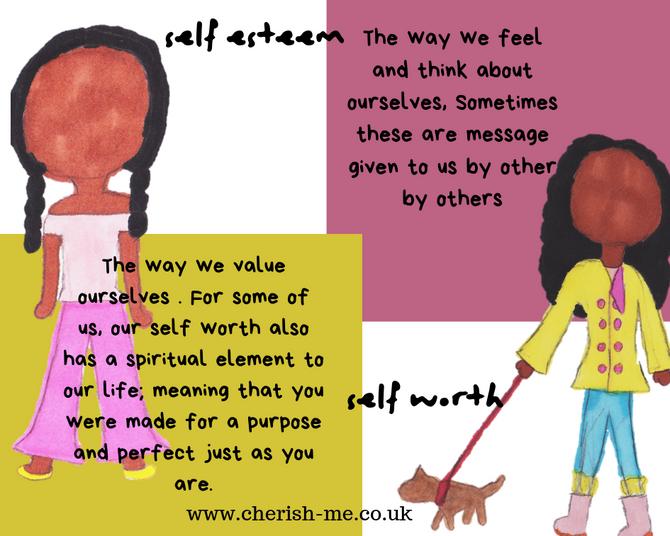 Self esteem & self worth