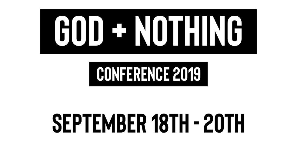 God + Nothing 2019