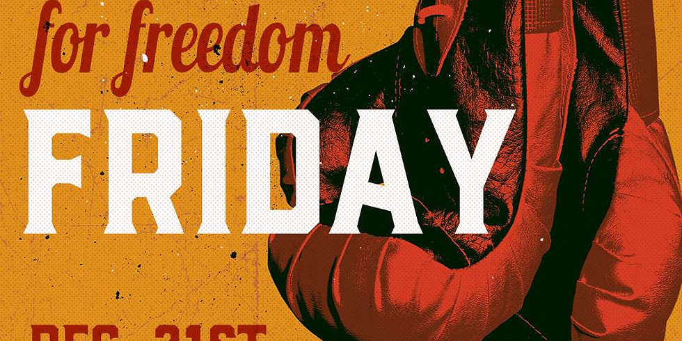 Fight for Freedom Friday