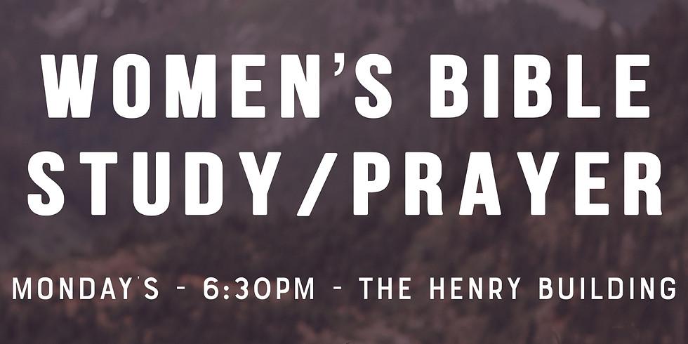 Women's Bible Study / Prayer
