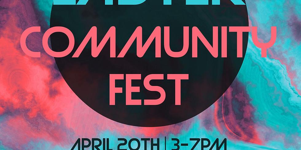Easter Community Fest