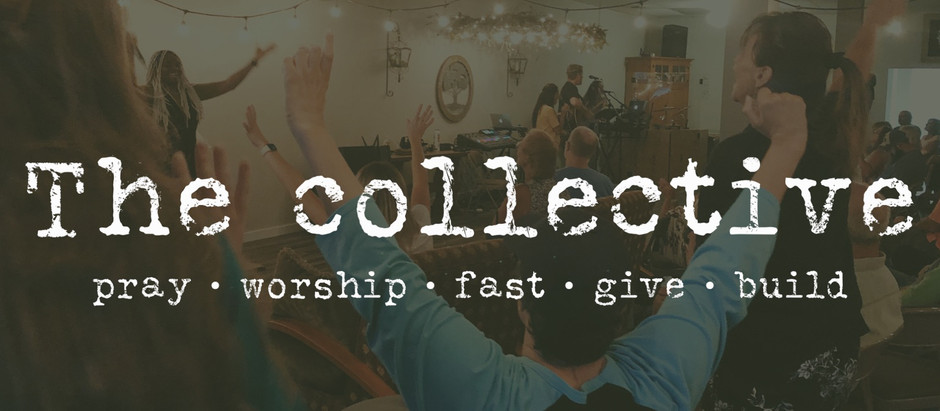 Collective Church Call to Fast - September 2020