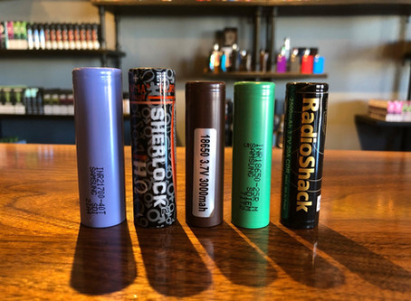 Vape Battery Safety Guide