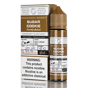 glas sugar cookie e-liquid