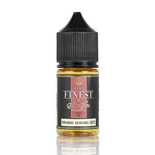 the finest tiramisu custard nic salt e-liquid