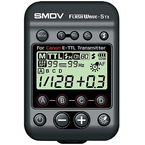 SMDV FlashWave-5 TX TTL Nikon