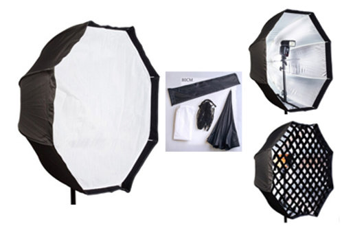 Softbox 80CM with Grid