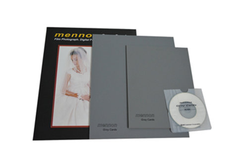 Large Size Grey Cards