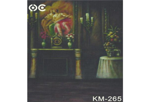 Hand Painted Backdrops KM265
