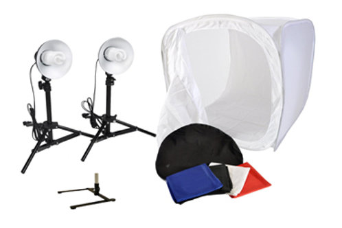 Shooting Box Square Light Tent Kit YY 1601 D