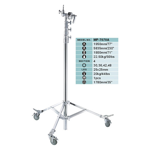 MF- 7070A Studio Stand Heavy Duty
