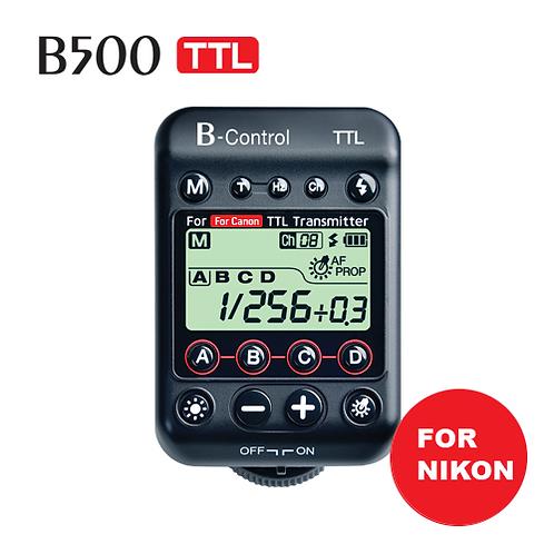 B- Control TTL For Nikon