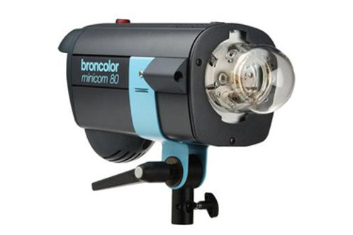 Broncolor Minicom 80 RFS 600 J  31.416.XX