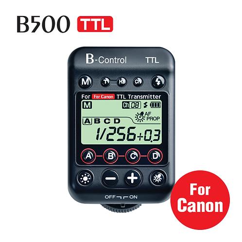 B- Control TTL For Canon
