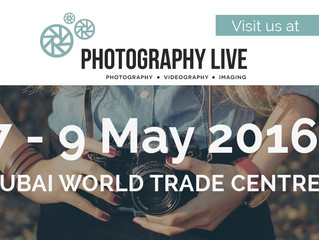 PHOTOGRAPHY LIVE 2016
