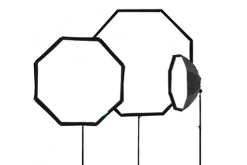 Octagonal Lightbanks