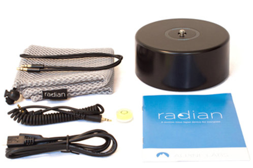 Radian Motion Time Lapse Device