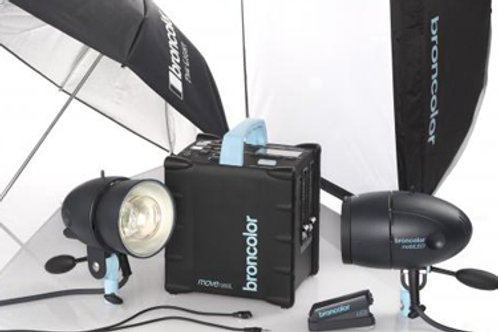 Broncolor Move Outdoor Kit 2 31.027.XX