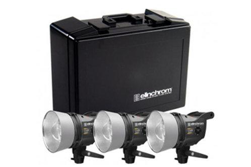Scanlite Halogen 300-650 Watts 3 Head Kit