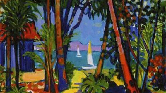 Brampton Island  1996 - JOHN RIGBY