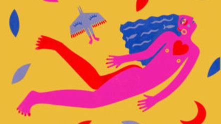 Margaux Carpentier - The Swimmer